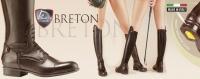 Brown Tattini Breton riding boots
