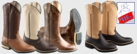 New western boots