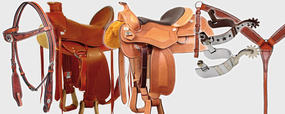 High Quality Western Riding Equipment