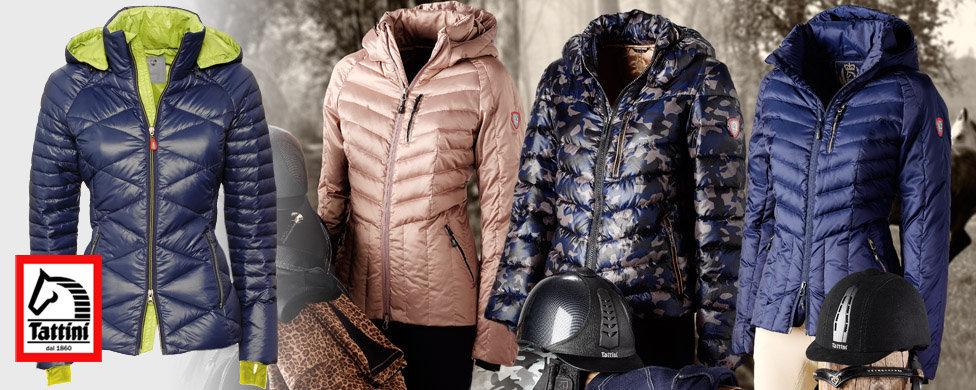 Tattini Winter Jackets with Padding
