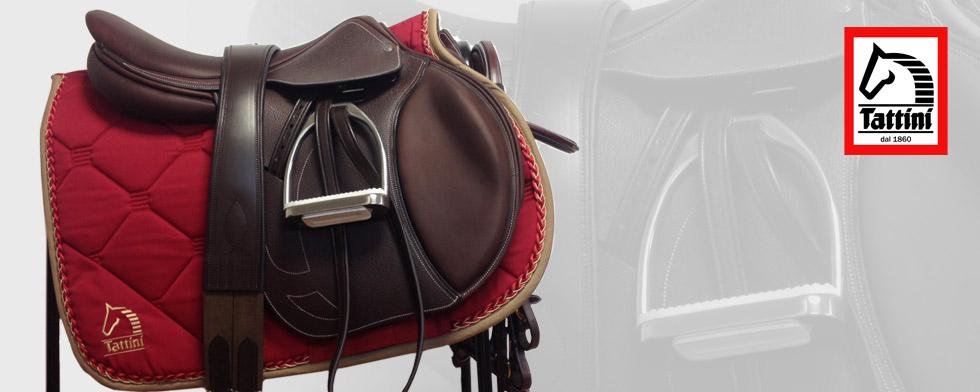Sale: Tattini Lincoln Jumping Saddle Set