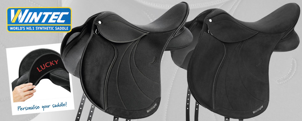 New All Purpose WintecLite saddles