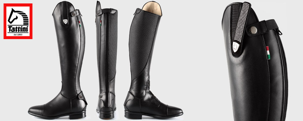 New and renewed Tattini boots collection