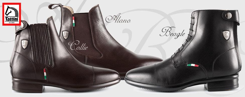 Renewed Tattini riding shoe collection
