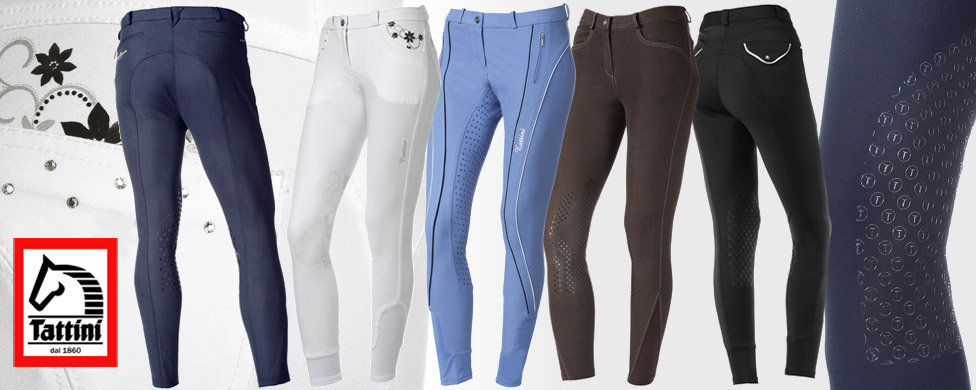 New Tattini riding breeches