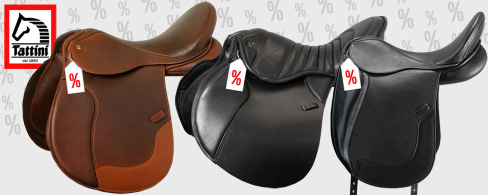 Tattini saddle sale - Tattini Riding