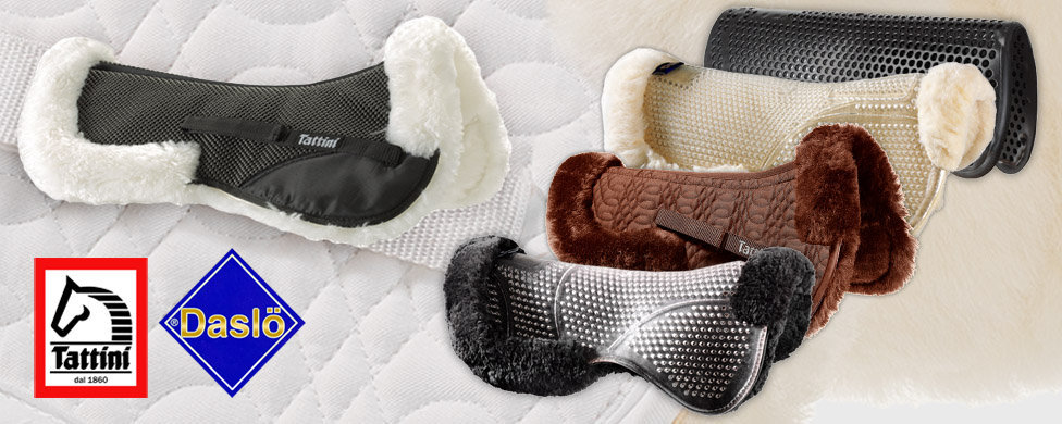 Tattini & Daslö saddle pads