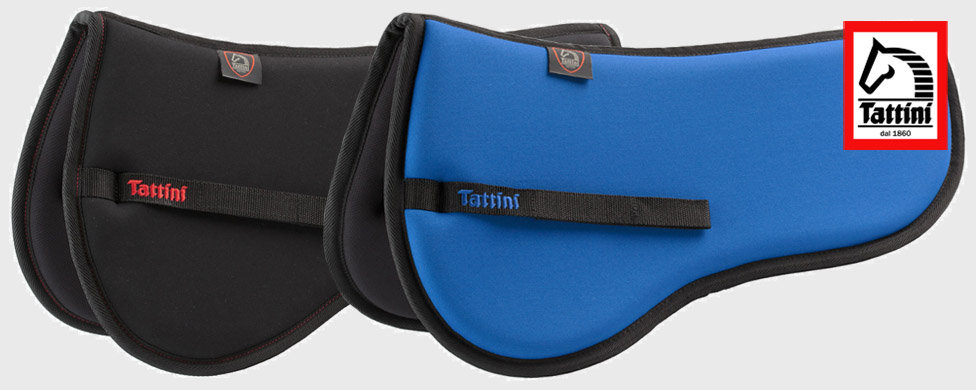 New Tattini memory foam saddle pad