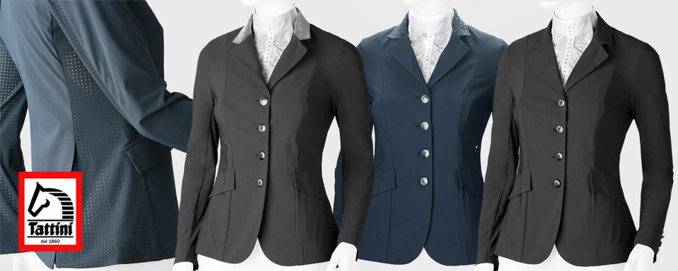 New Tattini Ladies Showjacket