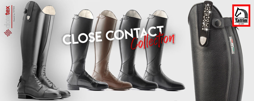 Tattini Close Contact boots