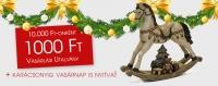 A KLP karácsonyi ajándéka