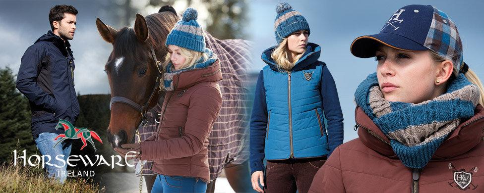 Új, téli kollekció érkezett a Horseware-től