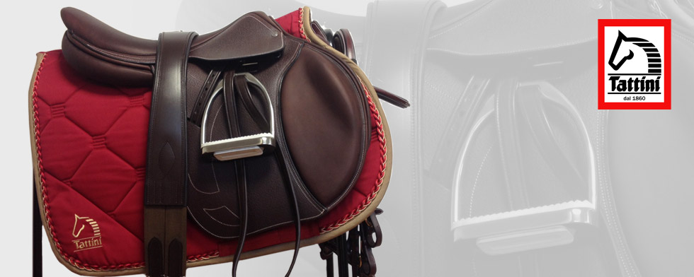 Tattini Lincoln ugró nyereg kompletten