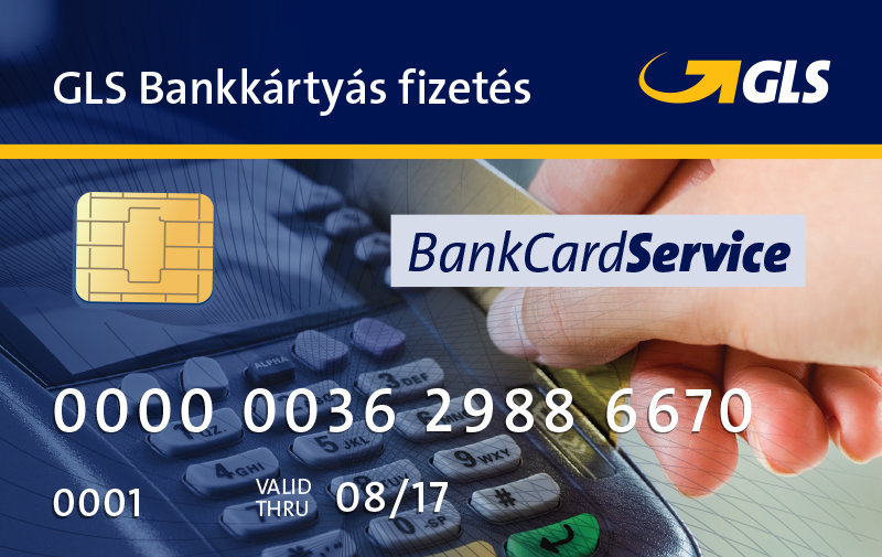 GLS Bank Card Service