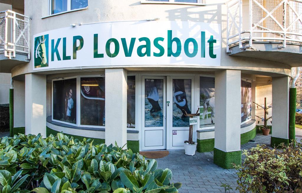 Új budapesti KLP üzlet
