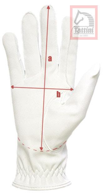 Gloves measurements