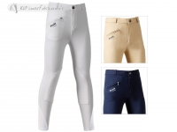 Daslö Children Lightweight Breeches With Self Knee Patch