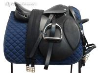 Hobby Complete Saddle Set With Bridle & Bit