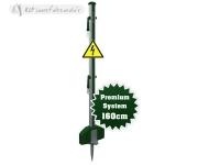 Roflexs Premium System Alumínium Oszlop 160 Táppal