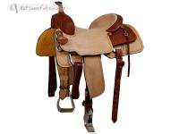 Brad Rens Cutting Saddle No. 2071