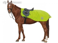 Reflective Exercise Sheet With Fleece Lining, Horse-Friends