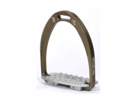 Tech Stirrups Aluminum Iris Cross-Country