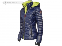 Tattini Andria Ladies Down Jacket With Contrasting Piping