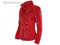 Tattini Trieste Ladies Fleece Jacket With Softshell Inserts