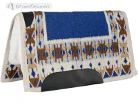 Western Saddle Pad Mohican L-Pro West