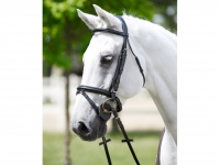 Tattini Headstall Double Adjustable Eco Rubber Reins