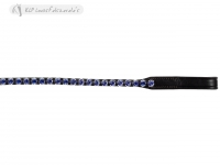 Tattini Browband Blue Rhinestones Eco