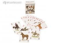 Playing Cards 'horses & Ponies'