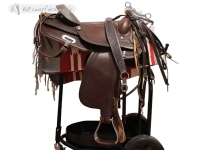 Natowa Saddle 143 Smooth Leather Complete Set