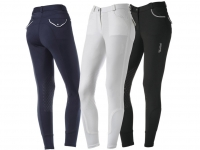 Tattini Peonia Ladies Breeches With Silicone Knee Patch