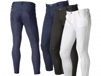 Daslö Gold Zeus Men Breeches With Silicone Knee Patch