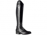 Tattini Boxer Laced High Shin Long Riding Tall Boots