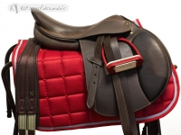 Daslö Close Contact Jumping Saddle Complete Set