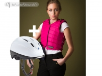 Body Protector + Helmet Set (Kids)