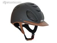 Gpa Speed Air Leather 2X Riding Helmet