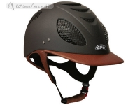 Gpa Evo Leather 2X Riding Helmet