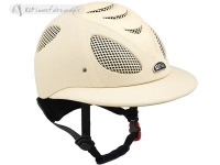 Gpa Polo Covered 2X Riding Helmet