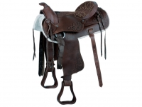 Natowa Pony Saddle Nr 115 Oiled Leather