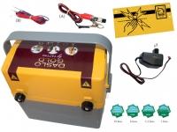 Villanypásztor Tápegység 3 Funkciós Daslö Extra (9-12-230 V & 0,25 J)
