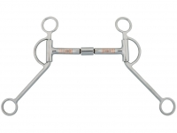 Qualcraft Snaffle-Bit Excellence With Shanks