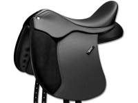 "Wintec 500 Dressage Saddle, 15"" Cair Pony"