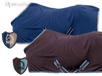 Tattini Plain Fleece Blanket With Surcingles