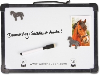 Magnetic Writing Board For The Stable