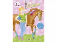 Horses Passion - Rider Fashion 1 (Matricás Füzet)