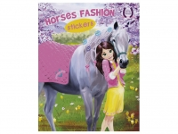 Horses Passion - Sticker 4 - Horses Fashion (Matricás Füzet)