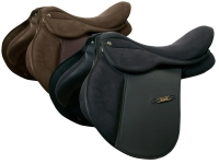 Daslo Synthetic Saddle With Exchangeable Gullet